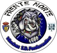 Parche Frente Norte 3