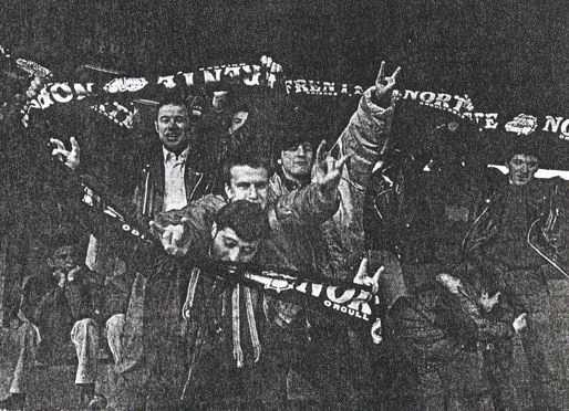 Frente Norte 1992