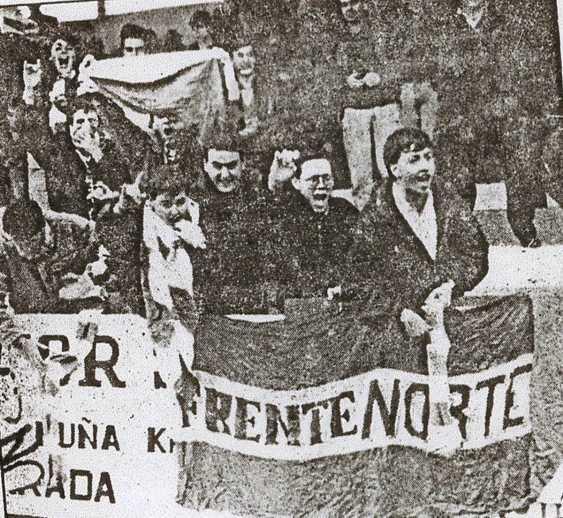 Frente Norte 1987