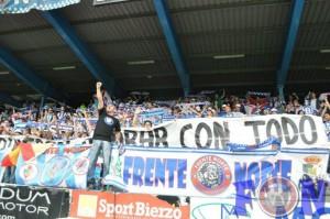 Frente Norte 2011/2012
